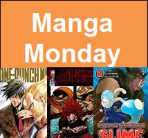 Manga Mondays